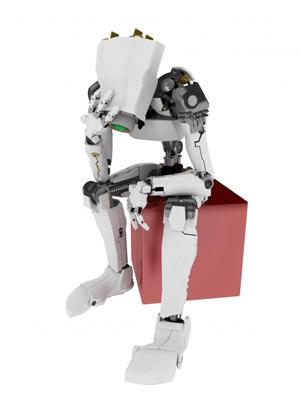 Robot pensante